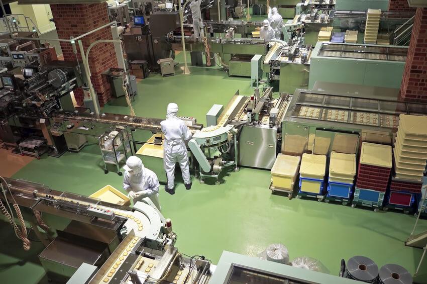 Chaîne de production Agroalimentaire
